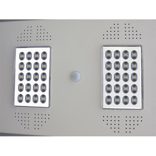 优发国际一体化LED路灯 人体感应灯