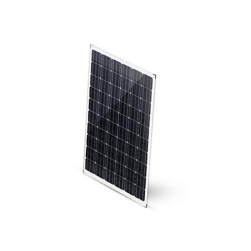 瓷白非透光单晶硅太阳能电池组