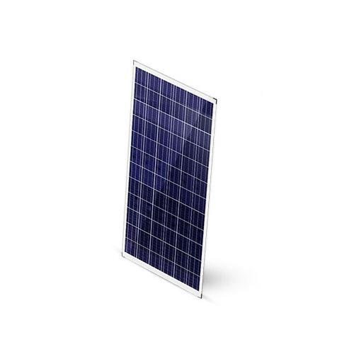 瓷白非透光多晶硅太阳能电池组件