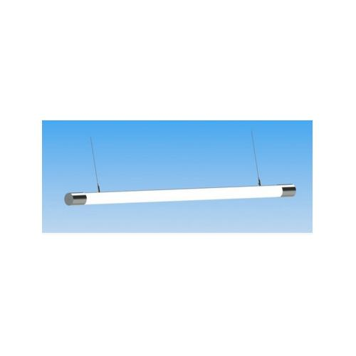 LED铝壳办公线性吊线灯 360度完美替