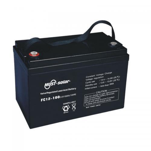 标准型阀控密封式铅酸蓄电池