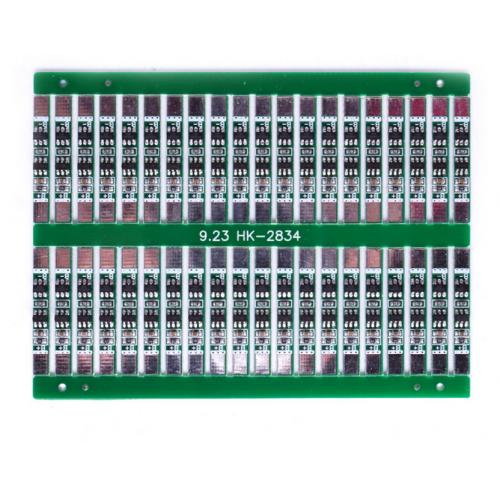 18650锂电池3.7V单节保护板