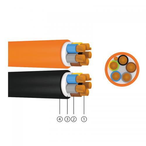 直流充电线缆