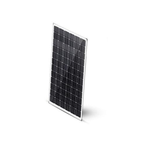 瓷白非透光单晶硅太阳能电池组件