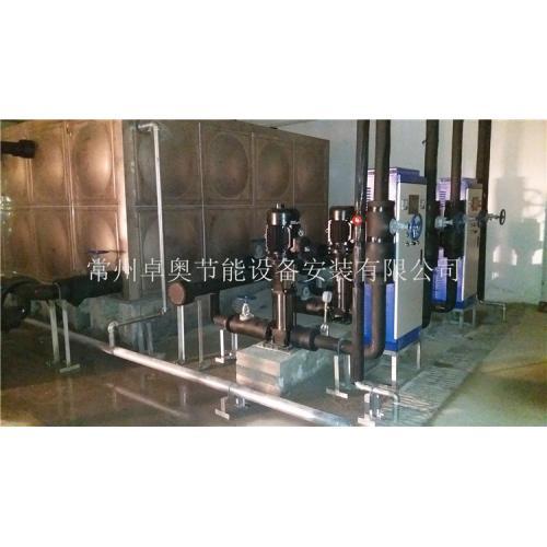 空气能热泵热水工程节能环保商用空气源