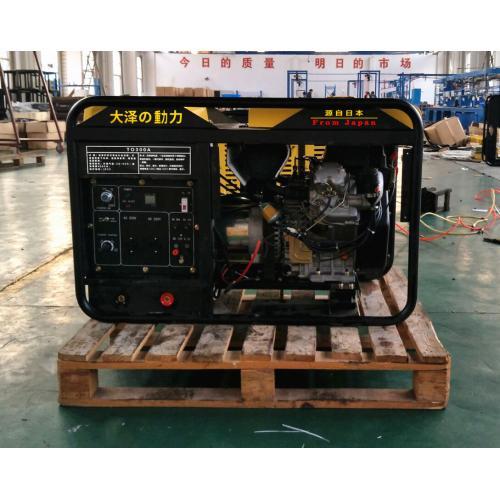 TO300A-柴油发电电焊机