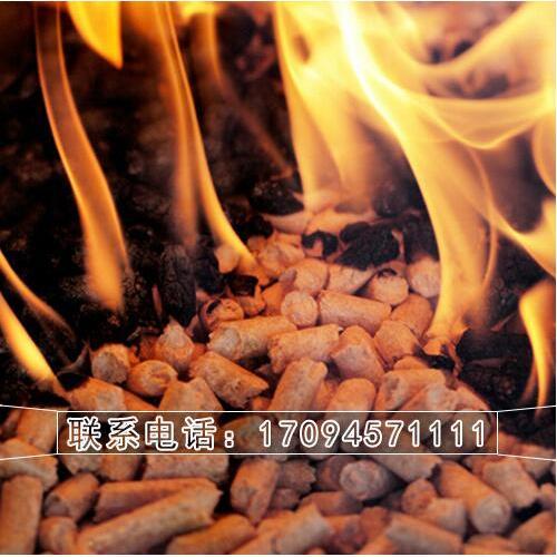 松木生物质颗粒燃料