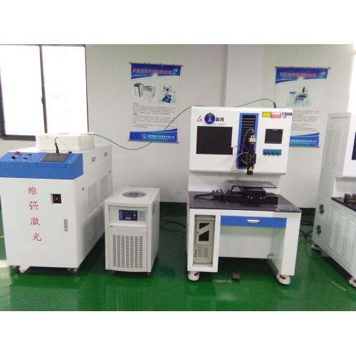 光纤传输能量反馈焊接机
