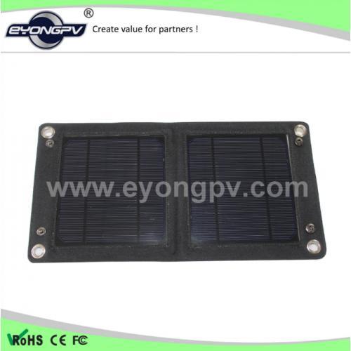 单晶折叠太阳能充电包