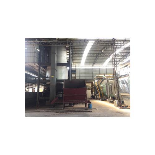 10吨生物质气化炉