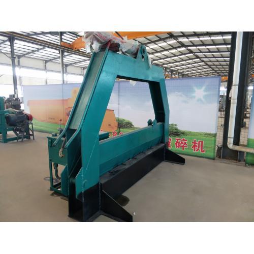 山东汉隆机械供应木材破碎机辅助设备——劈木机