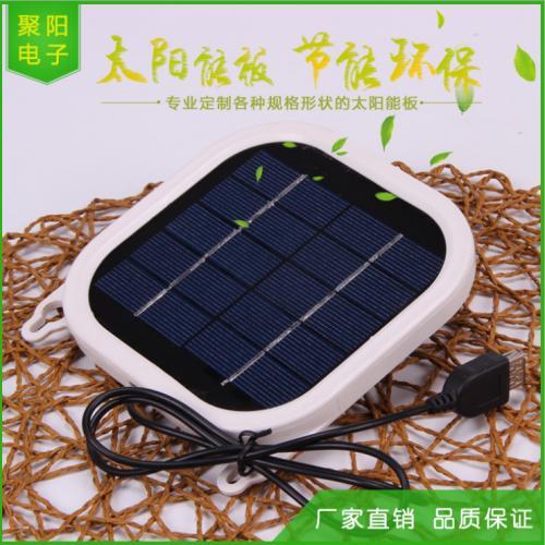 太阳能滴胶电池板
