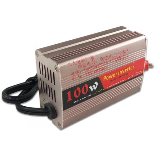 100W太阳能逆变器