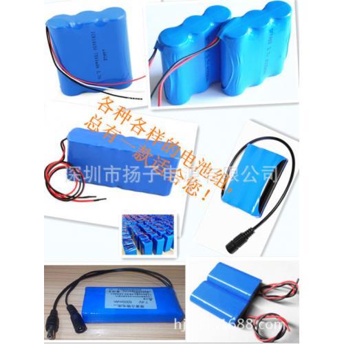 大容量充电锂电池组