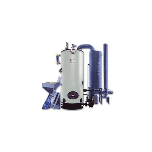 立式生物质蒸汽锅炉