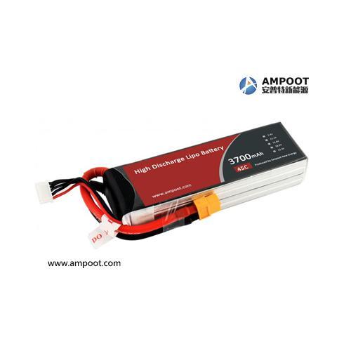 高倍率聚合物锂电池航模无人机锂电池