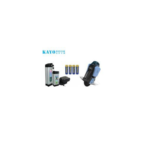圆柱型锂离子电池