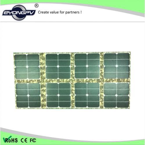 100W高效太阳能折叠板