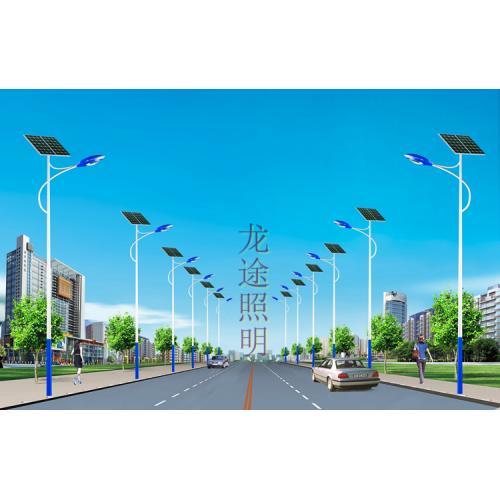 新农村建设LED优发国际路灯
