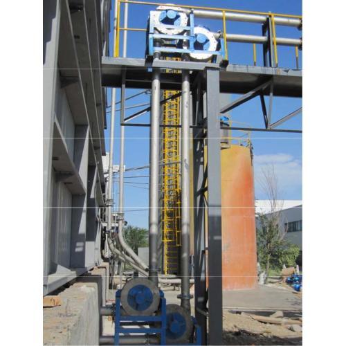 锂电专用管链输送系统