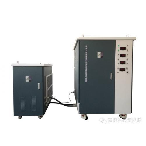 氢能火焰切割供气系统