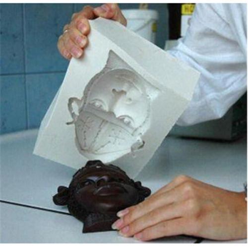 石膏材质的装饰工艺品模具硅橡胶