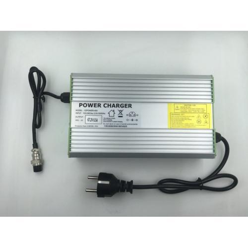 48V锂电池电动车充电器