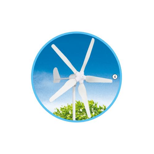 FD系列10KW風力發電機
