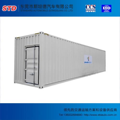 40英尺工具设备箱设备柜高强钢材质