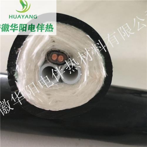 烟气脱硫专用双芯采样管线