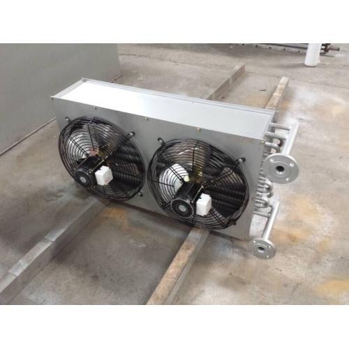 铝翅片空气加热器