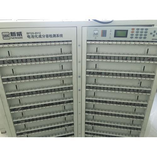锂电池分容柜 电芯容量测试仪 电池老化柜