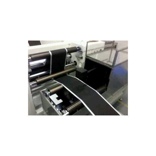 电容极片非接触激光在线测厚无损面密检测仪