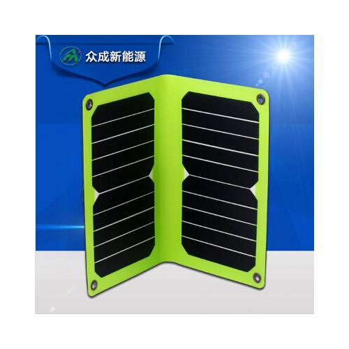 太阳能折叠充电器