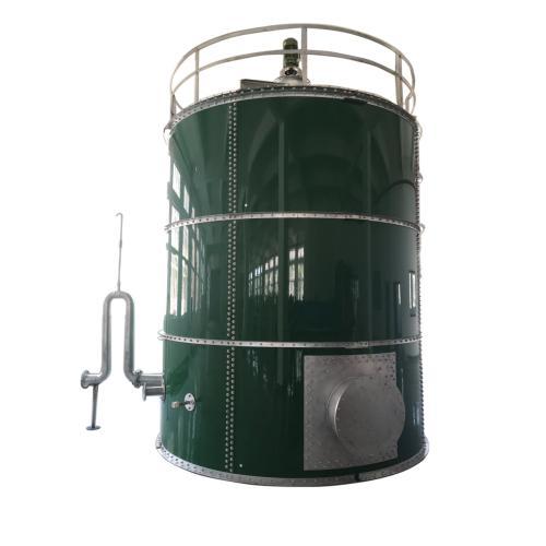 塑钢复合板沼气拼装发酵罐