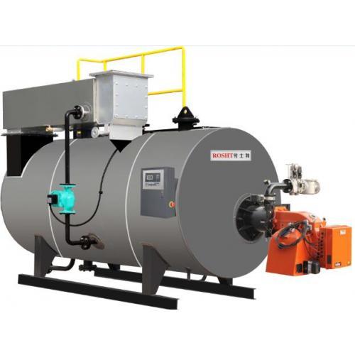 燃气锅炉燃油锅炉-燃油(气)热水锅炉