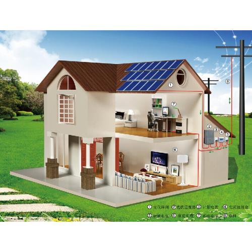 光伏一体化屋面系统 - 标准组件瓦