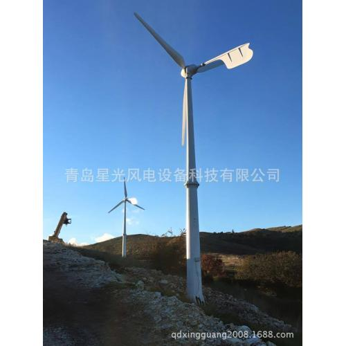 10kw風力發電機組