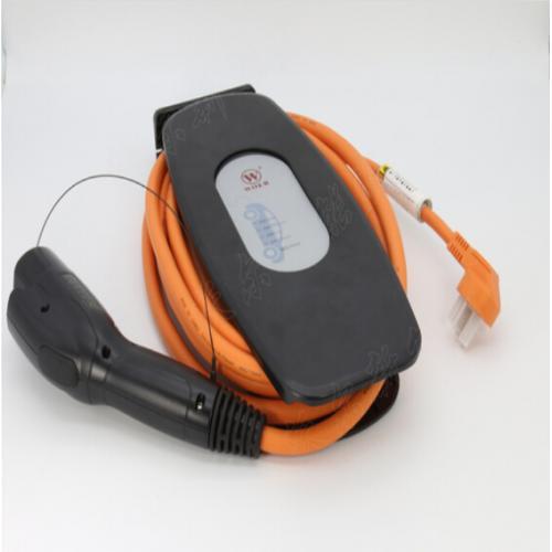新国标充电模式2-缆上带控制盒