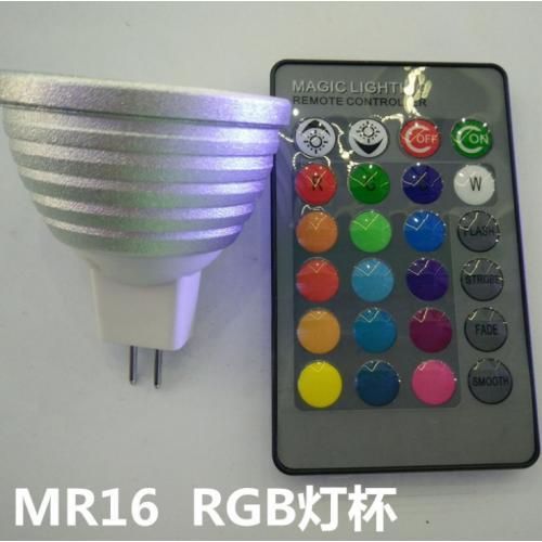 LED RGB射灯