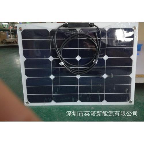 sunpower柔性板