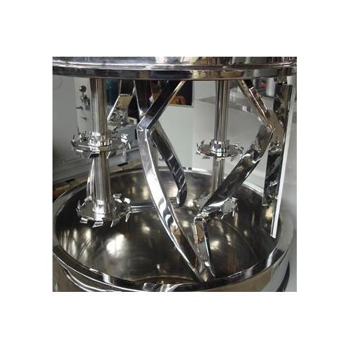 鋰電池漿料雙行星真空攪拌機