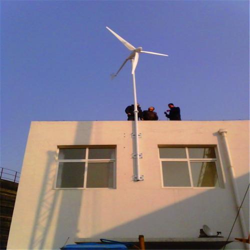3000瓦低转速家用风力发电机