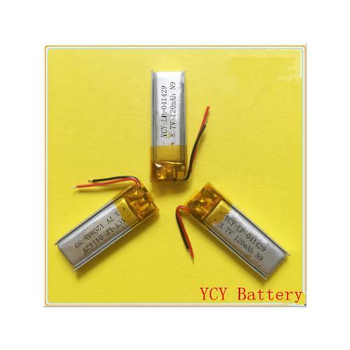 蓝牙耳机聚合物锂电池