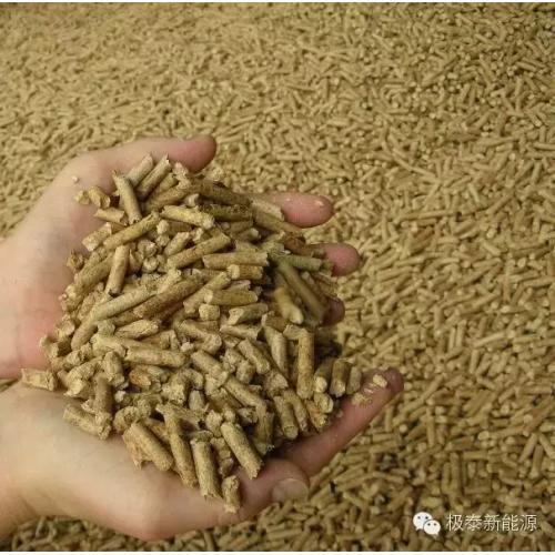内蒙古鄂尔多斯市伊金霍洛旗生物质新型颗粒燃料
