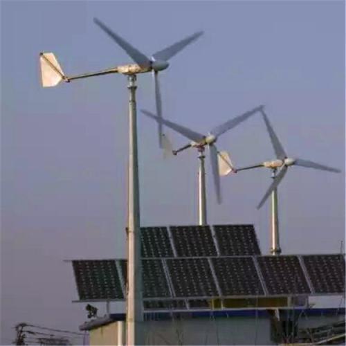 风力发电机家用低风速永磁20KW
