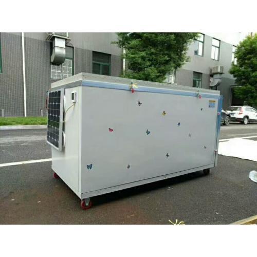 太陽能移動式干燥箱