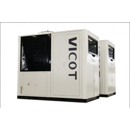 燃氣空氣源吸收式熱泵