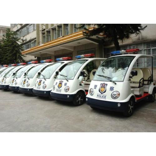 4座执法电动巡逻车