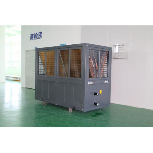 空气能热泵泳池恒温机组